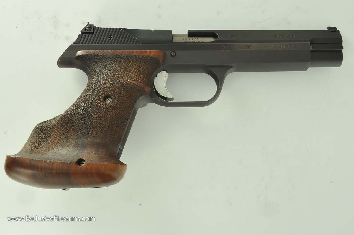 Sig Hammerli P240 http://www.gunbroker.com/Auction/ViewItem.aspx?Item=334728008